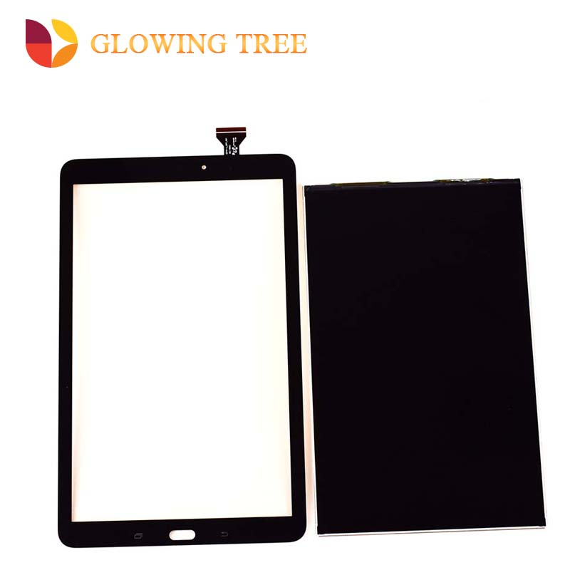 For Samsung Galaxy Tab E 9.6 T560 T561 SM T560 SM T561 Tablet Touch Screen + LCD Display Screen Panel Monitor Module