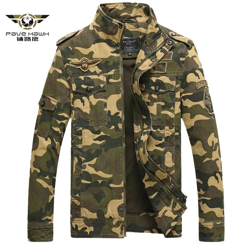 Veste militaire camouflage coupe vent