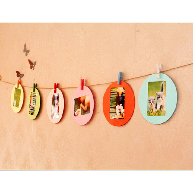 Charming Multicolor Wall Art Decoration Hanging Picture 3\