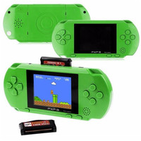 Hot Sale 16 Bit PXP3 Handheld Game Player Video Game Console With AV Cable 2 Game