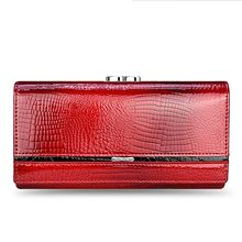 Genuine Leather Women Wallet Multifunction Womens Clutch Wallets Brand Purses Femme Billetera Card Holder Phone Bag