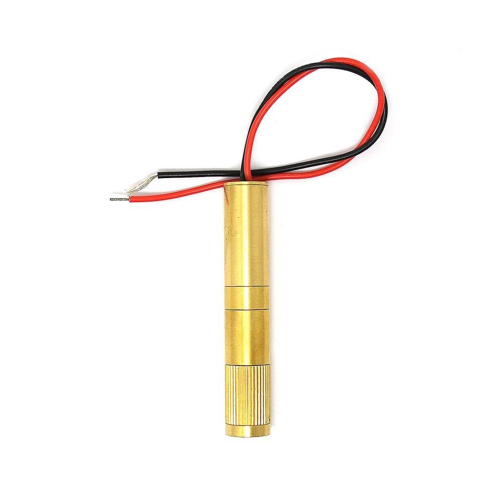 532nm 200mw Green Dot Laser Module Laser Diode Industrial Adjustable Focus Laser