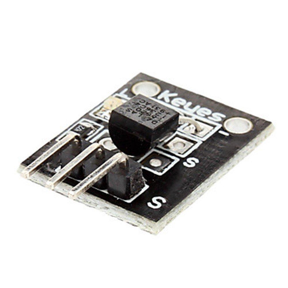 Ds18B20 cyfrowy czujnik temperatury moduł dla Arduino
