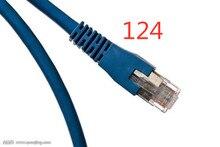 ABDO 2018 кабель высокого Скорость 1000 м RJ45 CAT6 сети Ethernet плоский кабель для локальной сети UTP патч-кабели для маршрутизаторов 124