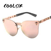 Fashion Luxury Sunglasses Women Brand Designer Skull Sun Glasses For Ladies Retro UV400 Anti-Reflective Female Oculos