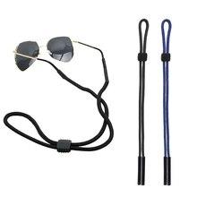 Эластичный Шнур для очков, регулируемый шнур для очков, шнур для шеи, фиксатор для очков, ремешок для очков, шнур для солнцезащитных очков