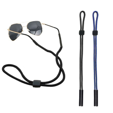 Elastic Eyeglasses Cord Adjustable Glasses Lanyards Neck String Retainer Strap Head Band Rope sunglasses cord