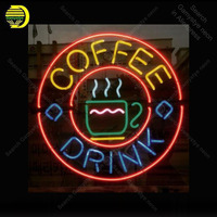 Coffee Cafe Drink Neon Sign love Neon Bulbs sign Iconic Beer Bar Pub Club light Lamps Sign shop display advertise
