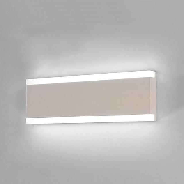 moderna sala de estar dormitorio restaurante lmpara de pared led espejo del bao la luz de