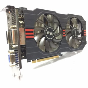 Image 5 - Asus GTX 750TI OC 2GB GTX750TI GTX 750TI 2G D5 DDR5 128 Bit PC Desktop Graphics Cards PCI Express 3.0 computer Video card 750ti