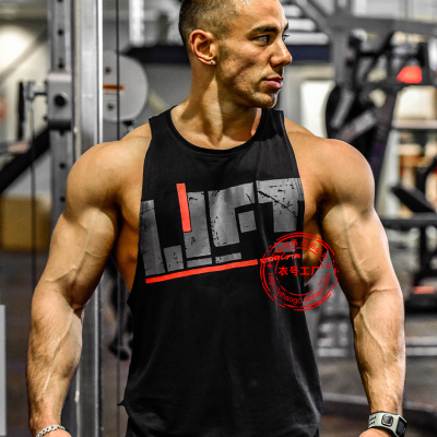 b175a88d34afe7 2016 New Bodybuilding Golds Gym Singlet Stringer Arrival Fitness  Musculation Men Tops Tight Sport Workout Cotton Tank Vest