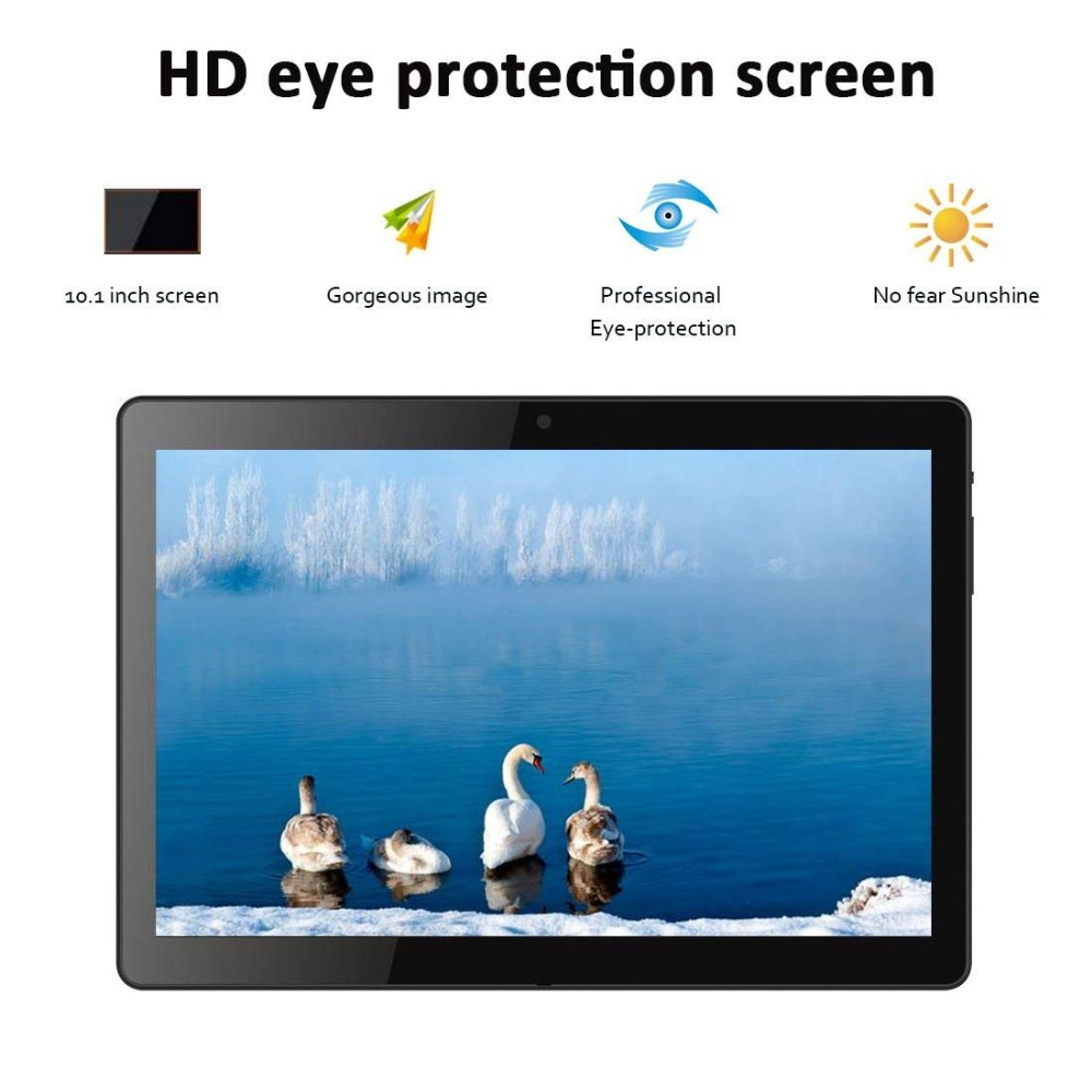 Russian Warehouse Ship Andriod 7.0 10.1 Inch Tablet Pc Wifi Bluetooth Ips 1920x1200 Touch Screen 2gb Ram +32gb Rom Dual Camera #5