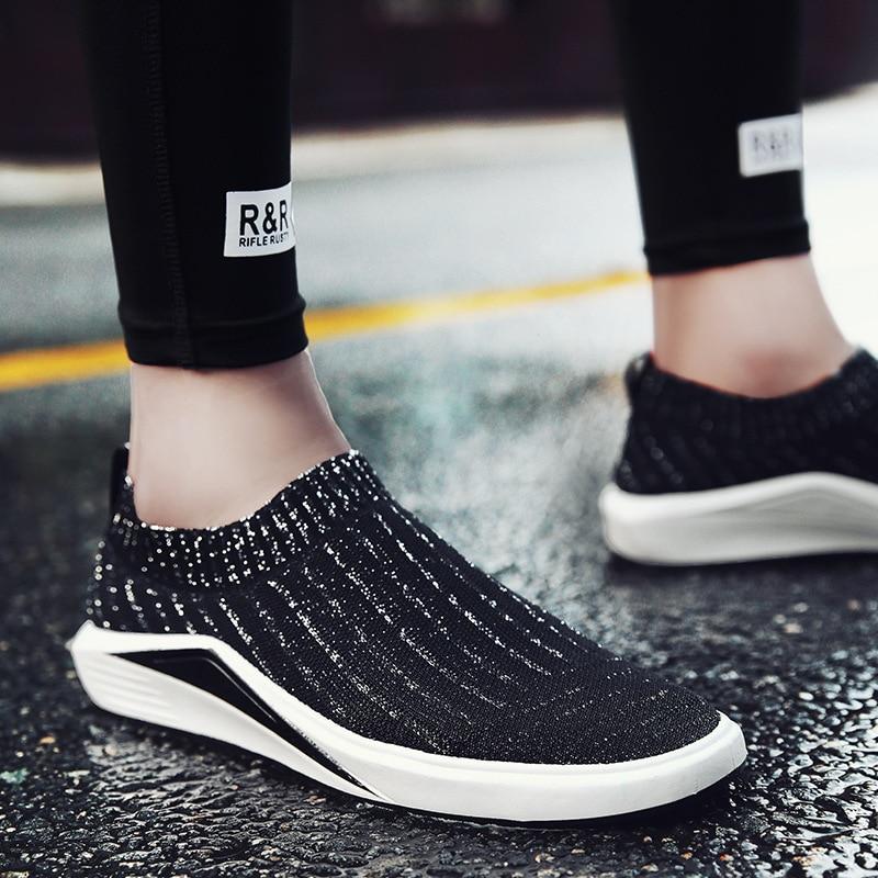 Mode Mâle Designer Sneakers Noir De All Foncé Hommes Gris Luxe Plat Chaussures black Marque Haute Qualité White Casual 7020 Respirant Rouge 2019 red Mumueli Black 7Fwqaa