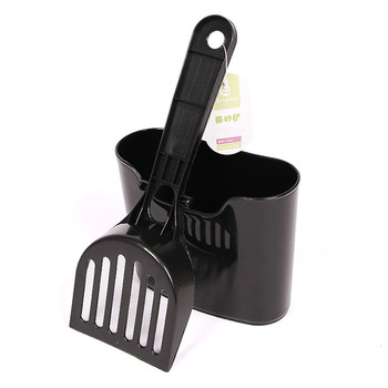 Cat Litter Scoop Sets with Hook Cat's Toilet Accessories Durable Cat Toilet Shovel High Quality Cat Cleaning Tools