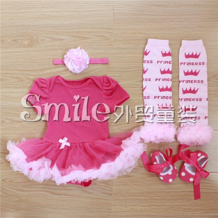 New Crochet Upscale Baby Dress Girl Little Cute Boy Newborn Clothes