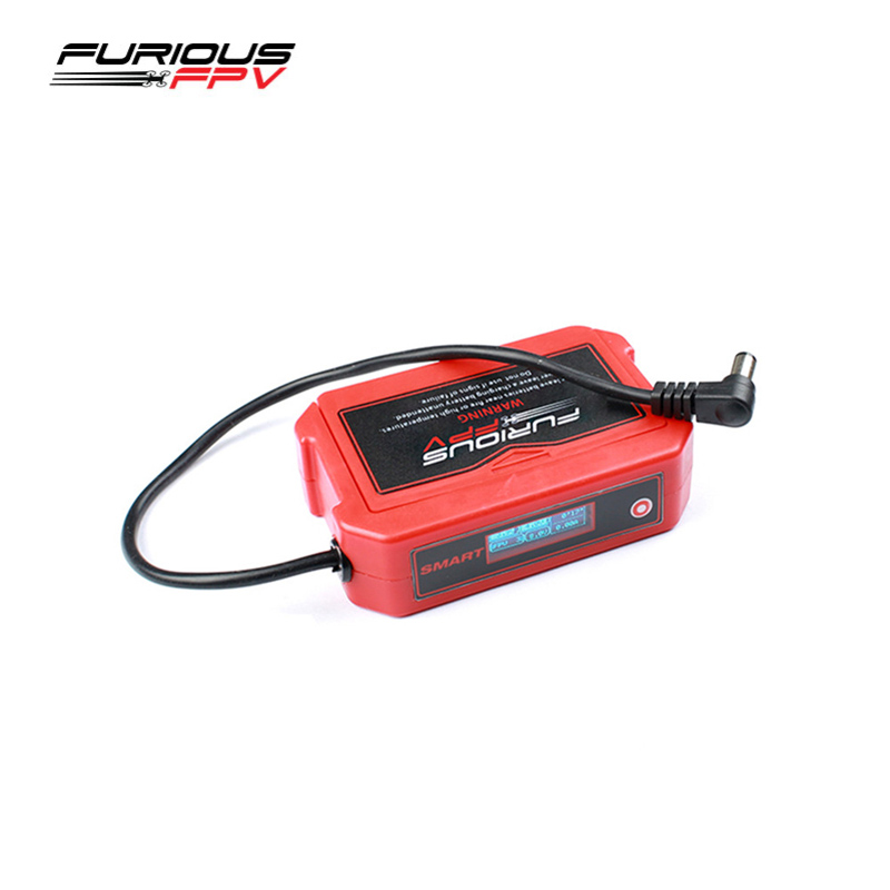 FuriousFPV Smart Electricity Po Wer Case V2 For Eachine EV200D FPV Goggles  Remote Control FPV Goggles ReplacementParts
