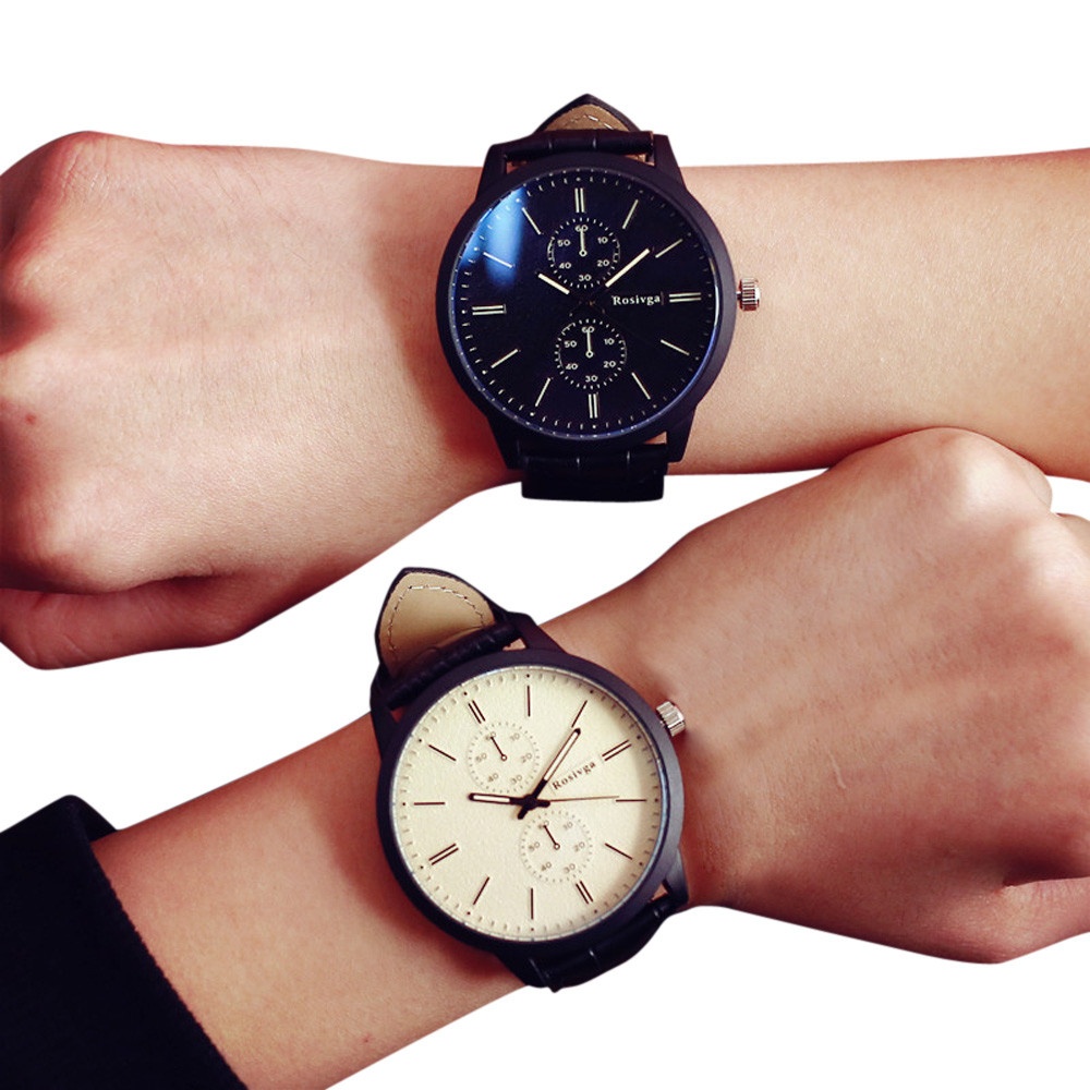 Wristwatches Minimalist Personality Unique Luxury Male And Fashion Dial-Design