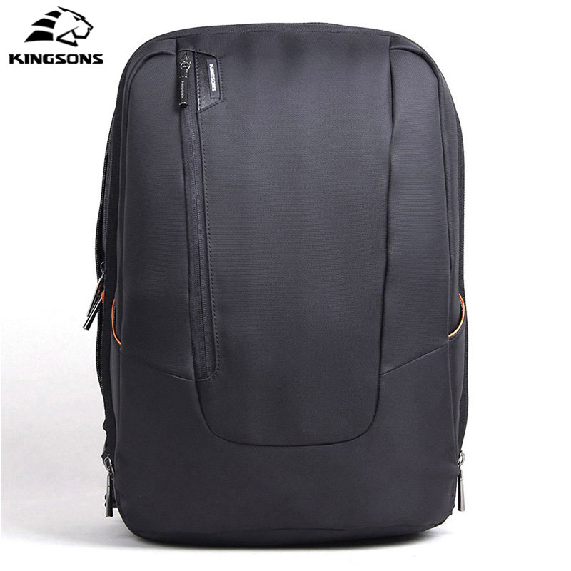 Kingsons Brand 15.6inch Shockproof laptop backpack Nylon Waterproof Men Women Computer Notebook Bag for boy girls Male Travel Mo brand shockproof laptop backpack nylon waterproof men women computer notebook bag 15 6 inch school bags backpack ks3027w