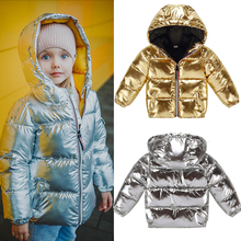 Çocuk erkek kız ceketler dış giyim palto yeni bahar sonbahar moda su geçirmez kapşonlu sıcak parkas 3 8y çocuk ceketi rüzgarlık