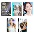 Youpop KPOP Girls'Generation SNSD Taeyeon Jessica Yoona Jung Soo Yeon Album LOMO Cards Self Made Paper Photo Card HD Photocard