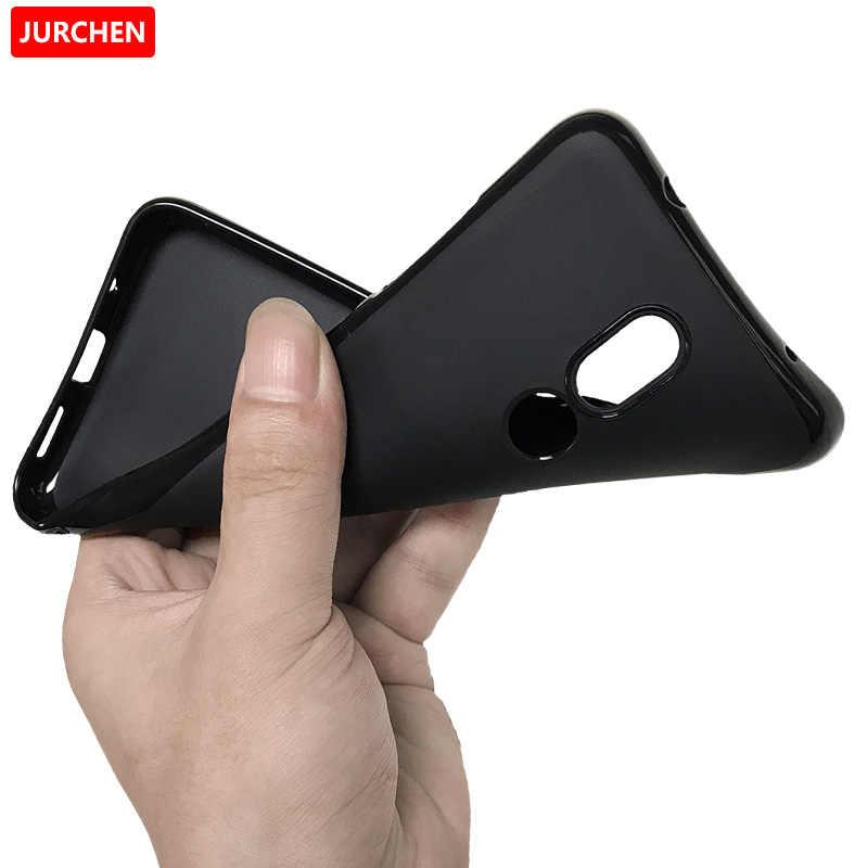 JURCHEN Coque de téléphone pour Nokia 3.2 Nokia3.2 couverture Silicone mode Ultra-mince souple TPU couverture arrière pour Nokia 3.2 étui Funda Coque