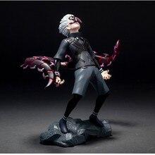 Anime Tokyo Ghoul 2 Kaneki Ken PVC Action Figure Collectible Model Toy 15cm Retial Box