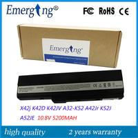 High Quality Factory Laptop Battery For ASUS A32 1005 A31 1005K52 A52 A52 FA52J A52JB K42
