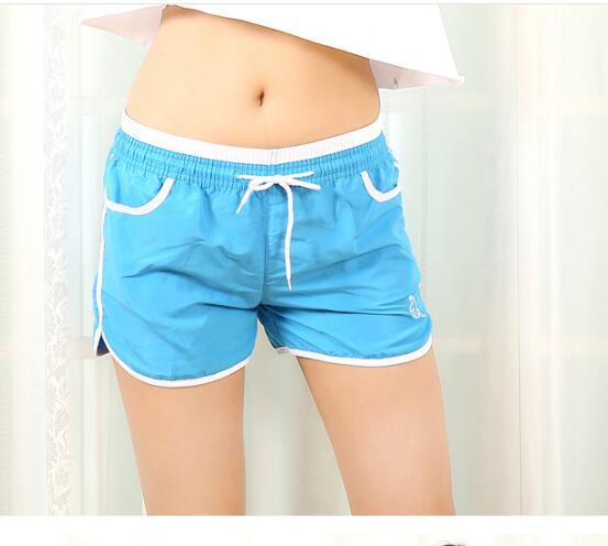 New 2019 Summer Candy Color Women Shorts Casual Style Ladies Shorts Hot Sale Plus Size 50pcs 2 Size 8 Colors
