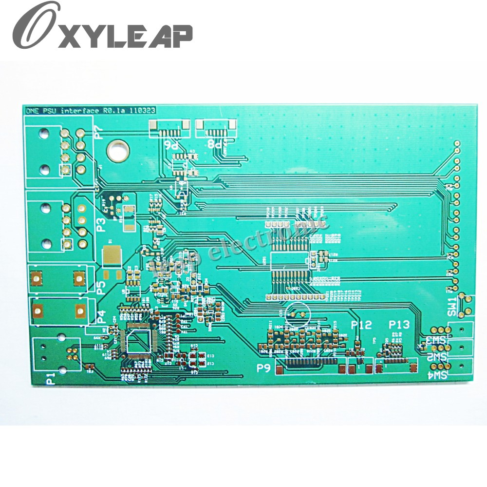 Buy 1 2layer Pcb Green 4 Layer Prototype Printed Circuit Board Using Hdi Technology From Reliable Suppliers On Leappcb