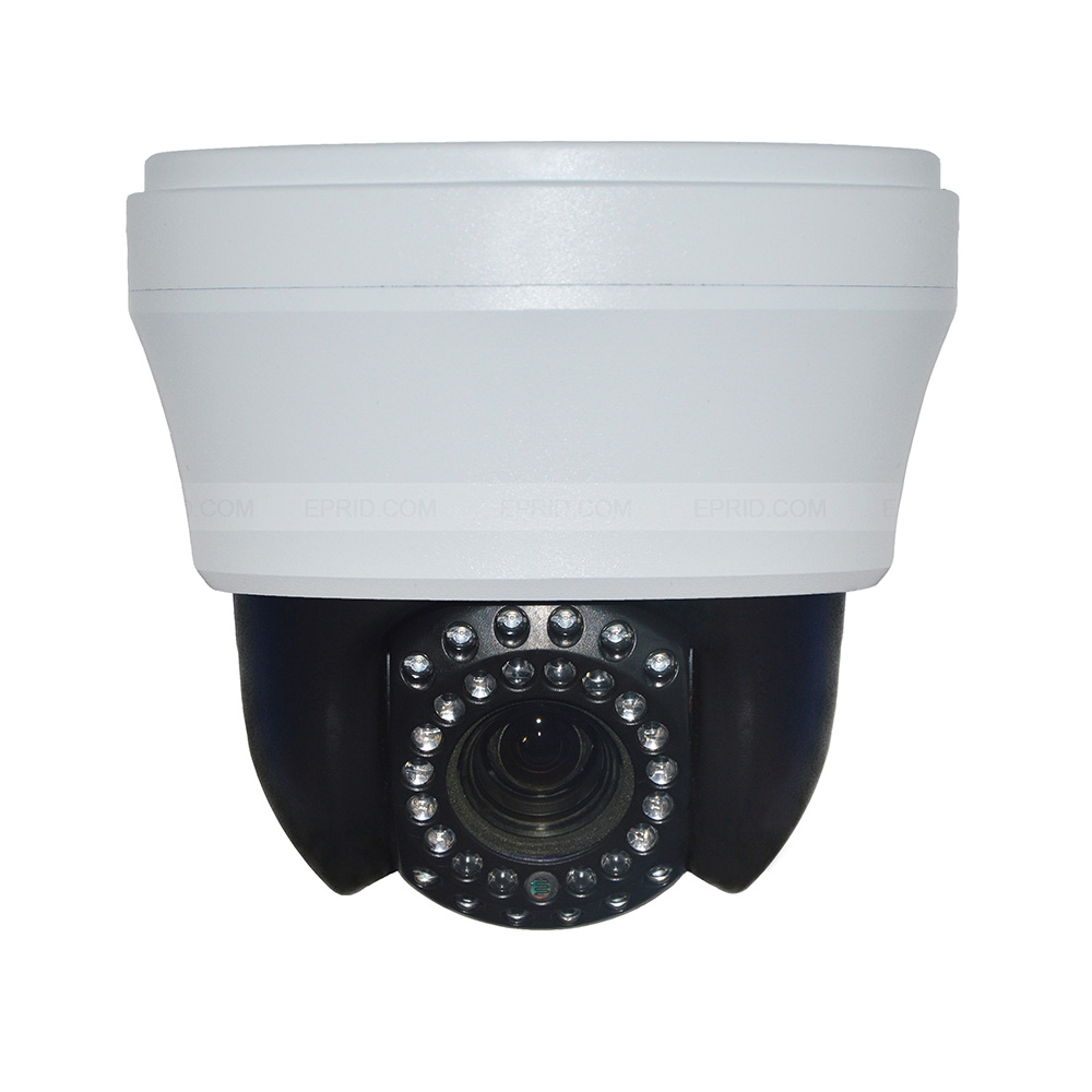 4 inch 1080p 2MP mini indoor hd ir ip high speed dome ptz camera 10X Optical focus 1080p 5 inch 10x optical zooming lens mini ptz ip camera