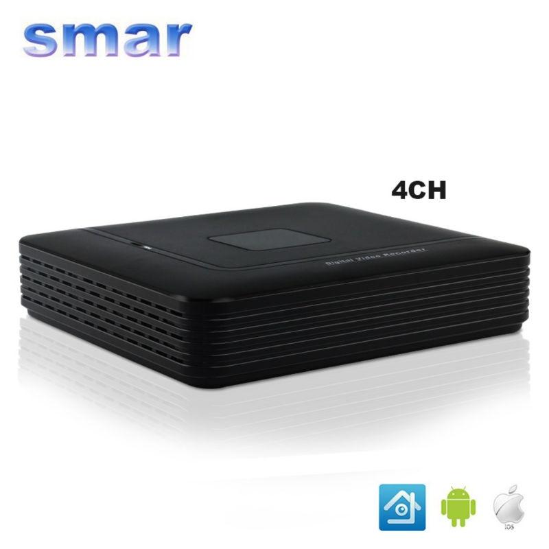 ФОТО CCTV Mini DVR 4 Channel 1080N Digital Video Recorder 8CH 960H 15FPS Hybrid DVR  H.264 Security Surveillance P2P VGA HDMI Output