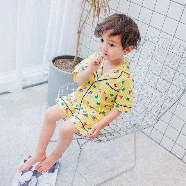 Chico Muebles Para El Hogar de verano traje de verano de los niños ...