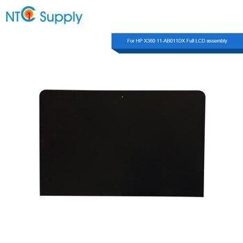 MEIHOU For HP X360 11-AB011DX Full LCD Screen Assembly 906791-001 B116XAN04.0 1366*768 HD Replacement Laptop Original LCD Screen