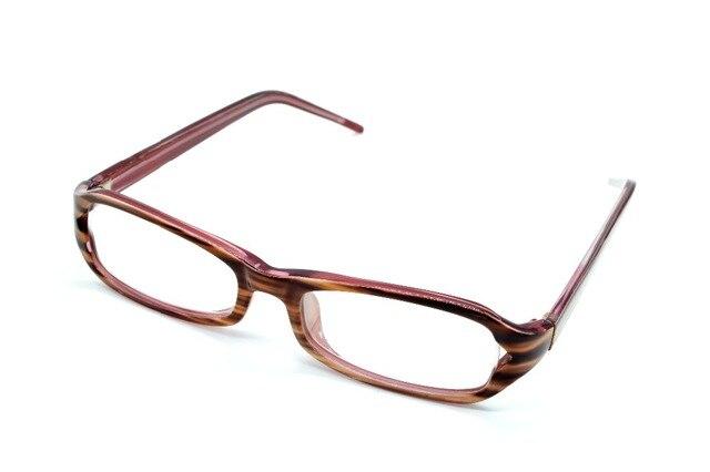 HIGH-QUALITY HAND MADE GLASSES  WOMEN GLASSES FRAME CUSTOM MADE OPTICAL MYOPIA AND READING GLASSES LENS -1 -1.5 -2 -2.5TO -8