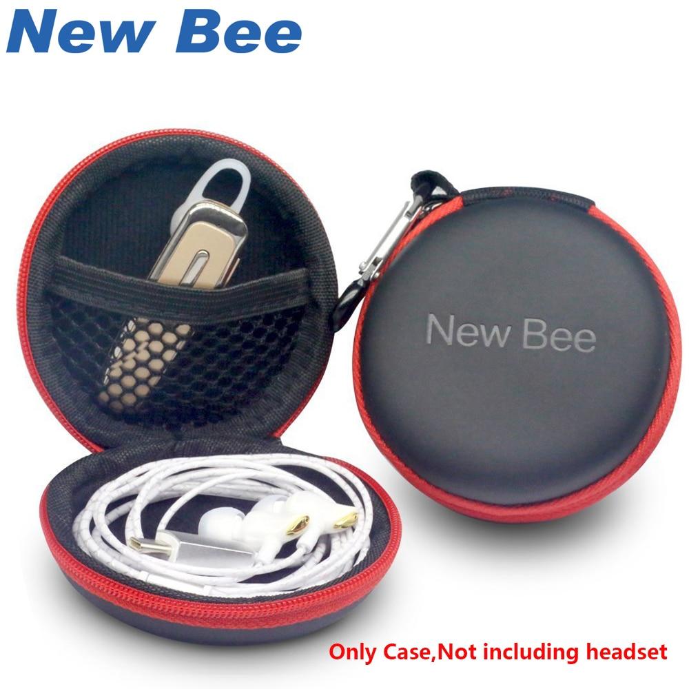 אוזניות מקרה אוזניות Bluetooth באיכות גבוהה PU אוזניות עבור אוזניות