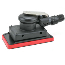 Made In China Rectangular Pneumatic Sandpaper Machine Portable Tool Free Shipping