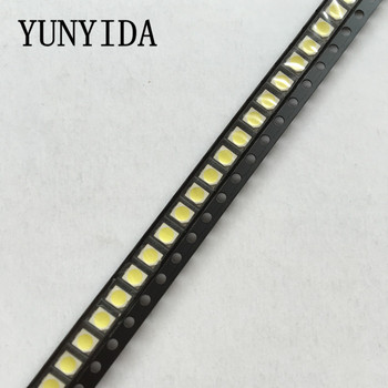 100pcs/LOT White Light Diode 1210 SMD LED Super Bright 3528 3.5*2.8mm New - discount item  20% OFF Active Components