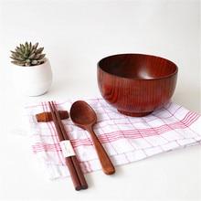 Handcraft  Bowl for Rice, Soup, Dip, Decoration Natural Wood Round Salad Bowl Kitchen large  size Wild jujube wood