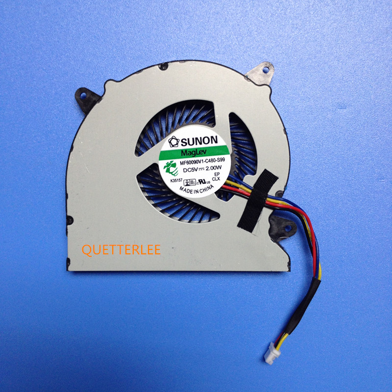 New Laptop cpu cooling fan for ASUS N550 N550J N550JA N550JK N550JV N550JV-DB71 N550JV-DB72T N550L N550LF free shipping