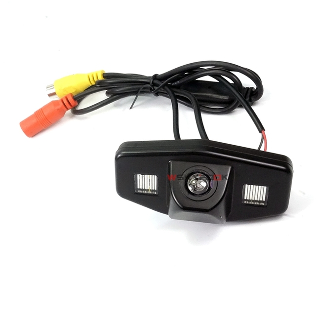 wired wireless Car rear Camera reversing parking sensor for HONDA ...