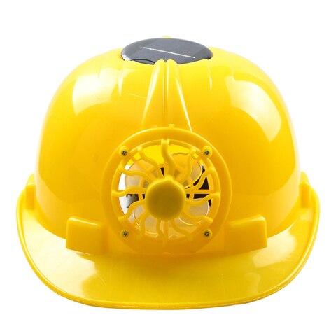 o capacete de seguranca movido energia