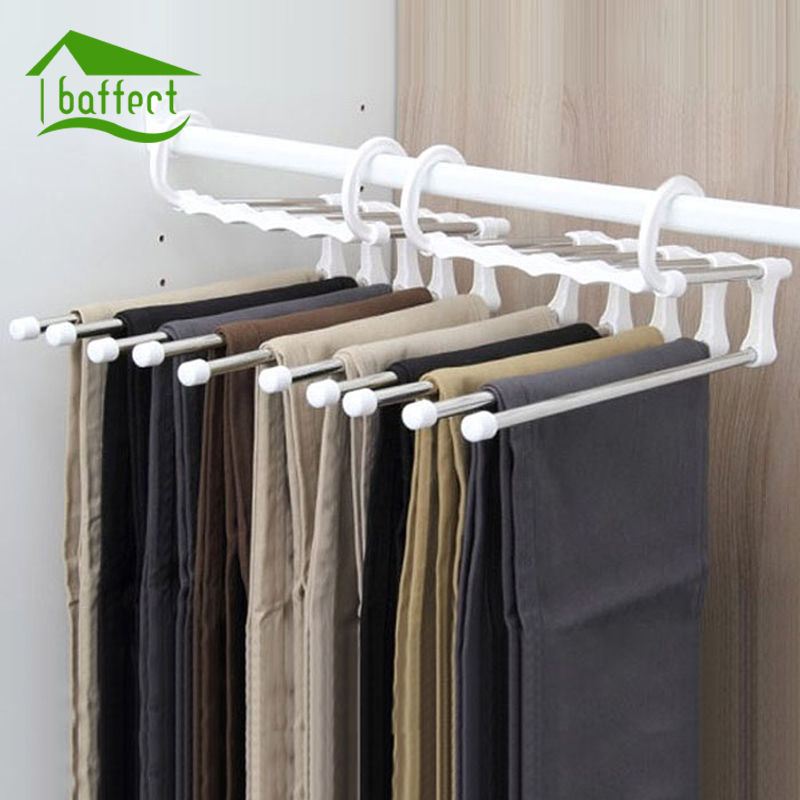 Delicieux Novelty Adjustable Trouser Pants Tie Shawl Rack Belt Scarf Neckties Hanger  Holder Multifunctional Closet Organizer In Hangers U0026 Racks From Home U0026  Garden On ...