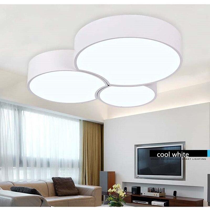 Sous contrat moderne plafonnier en métal acrylique puce LED lampe intérieure porche passerelle hall bar magasin décoration luminaire