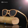 EZREAL New Bamboo Sunglasses Men Wooden Sunglasses Women Brand Designer Vintage Wood Sun Glasses Oculos de sol masculino