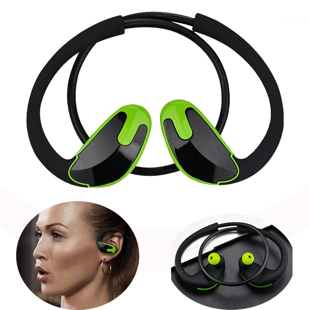 Neckband Sans Fil Bluetooth Écouteurs Super Bass Stéréo Casque IPX5 Étanche Sport Bluetooth Casque Avec Micro Pour Téléphone Mp3