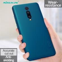 For Xiaomi Redmi K20 Case Pro Back Cover NILLKIN Super Frosted Shield PC Plastic Hard Phone Cases