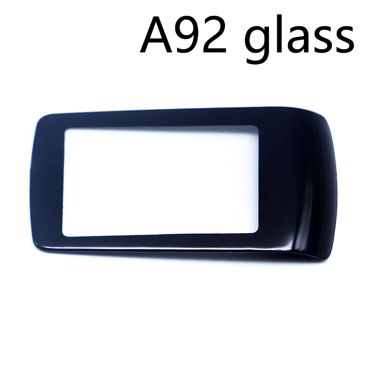 Russia Version A92 Glass For Starline A92 A94 A64 A62 Lcd Remote Two Way Car Remote Only Glass