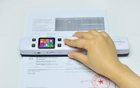 Portable Scanner A4 Size Document Scanner 1050DPI JPG/PDF Support 32G TF Card Mini Scanner Pen With WIFI Function