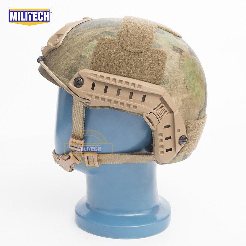 Militech Schnelle Mc Pj Carbon Stil Entlüftet Airsoft Taktische Helm Ops Core Stil Hohe Schnitt Ausbildung Helm Ballistic Stil Helm Sicherheit & Schutz Schutzhelm