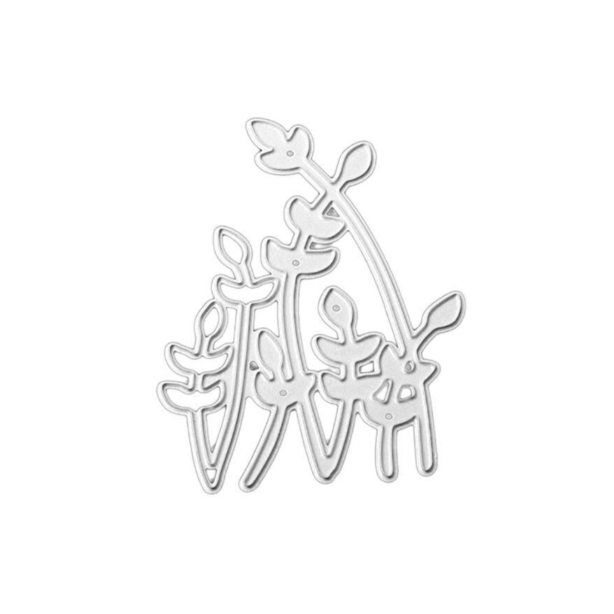 House LC New Metal Die Cutting Dies Stencil For DIY Scrapbooking Album Paper Card Decor Craft 18Feb28 Drop Ship